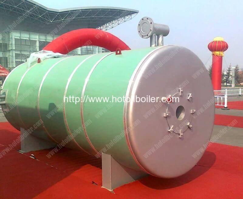 1000KW Diesel Light Oil Fired Hot Oil Boilers