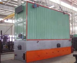 3000KW Coal Fired Thermal Oil Boilers