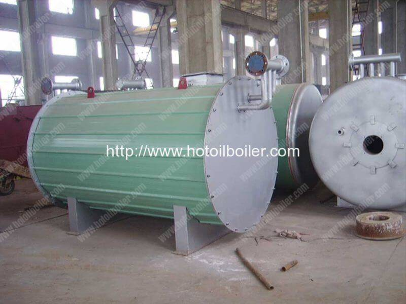 350KW Diesel Oil Fired Thermal Oil Boilers