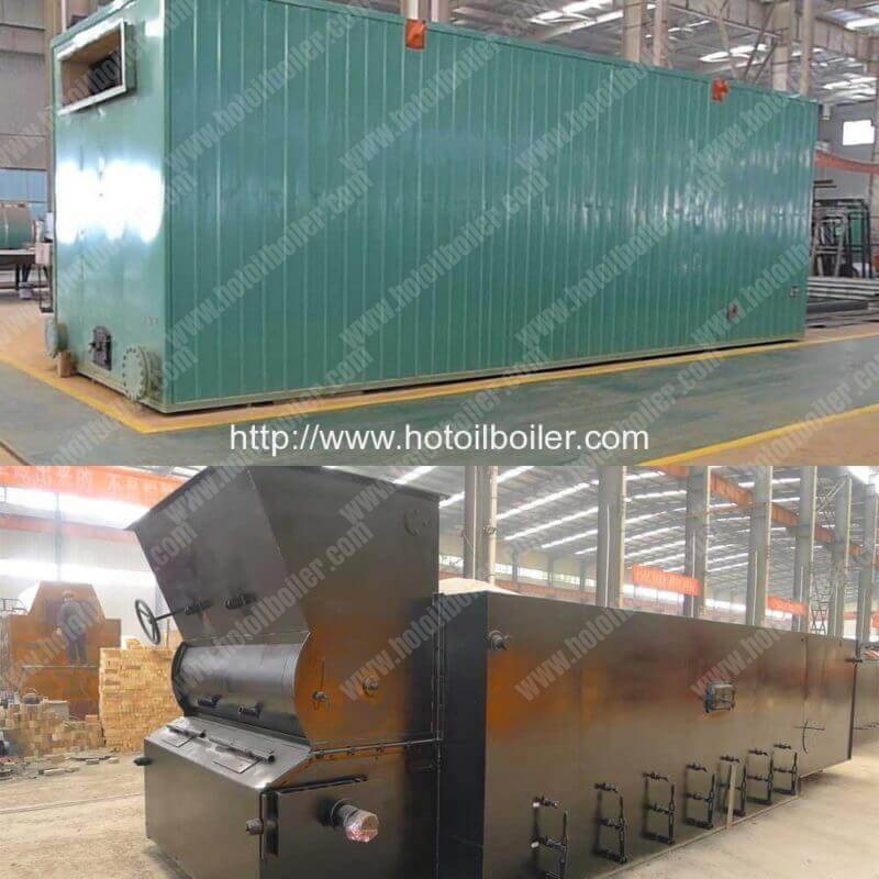 4700KW-Chain-Grate-Coal-Fired-Thermal-Oil-Boilers