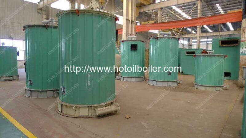 500KW Biomass Fired Thermal Oil Boilers