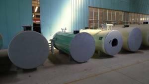 YYW-500Y 500KW Diesel Oil Fired Thermal Oil Boilers