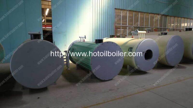 500KW Diesel Oil Fired Thermal Oil Boilers