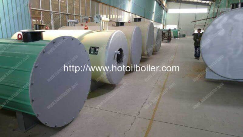 500KW-Natural-Gas-Fired-Thermal-Oil-Boiler