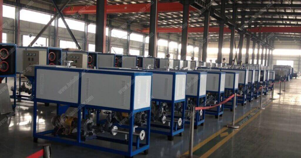5KW Electric Heating Thermal Oil Heaters