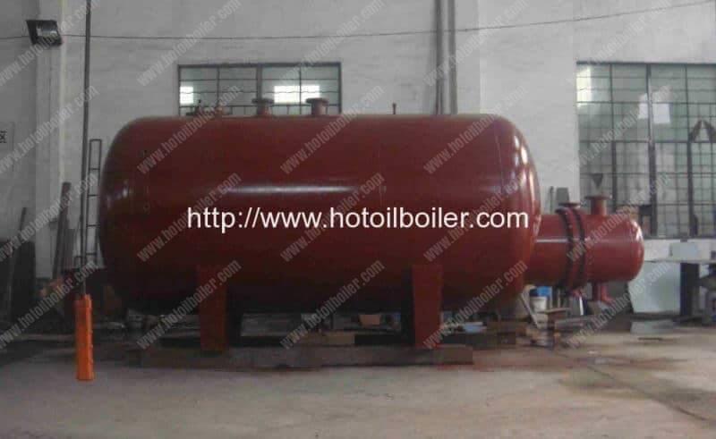 6000000Kcal الحرارية مولدات البخار التدفئة النفط