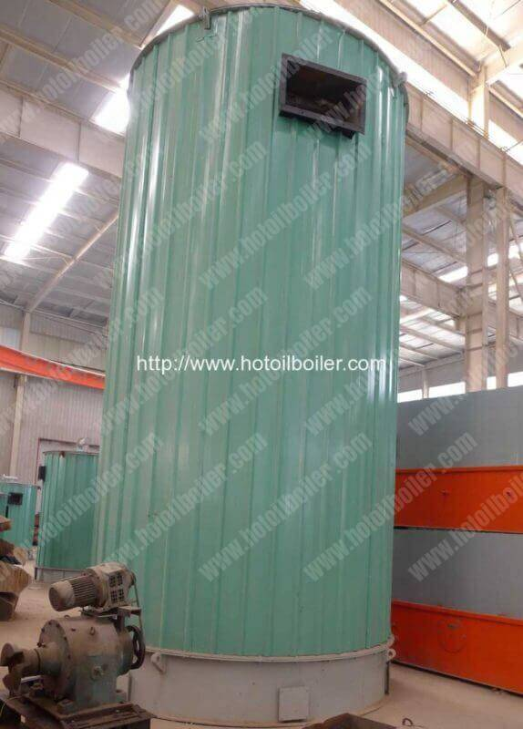 7000KW Coal Fired High Temperature Molten Salt Heaters