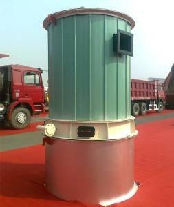 700 кВт Вертикальная сжигания угля Тепловые котлы