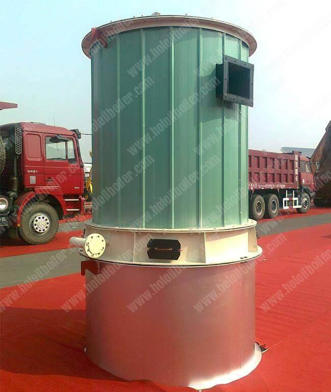 YGL-700F 700KW Vertical Coal Fired Thermal Oil Boilers