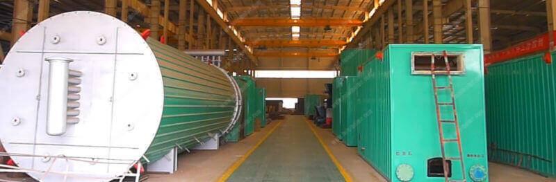 Banner3-Coal Fired Molten Salt Heaters
