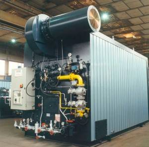 Containerised Thermal Oil Heaters Launched