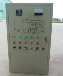 Electric Control Cabinet for Thermal Oil Boilers
