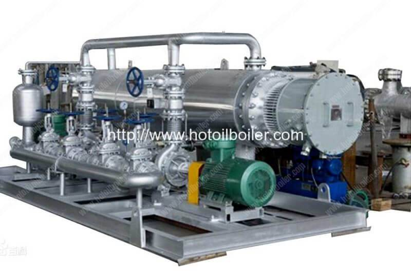 Electric Heating Thermal Oil Boiler