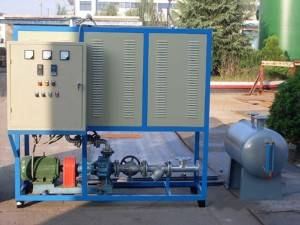 Electric Heating Thermal Oil Heaters