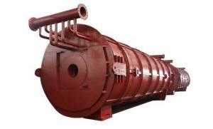 Oil/Gas Fired Molten Salt Heaters