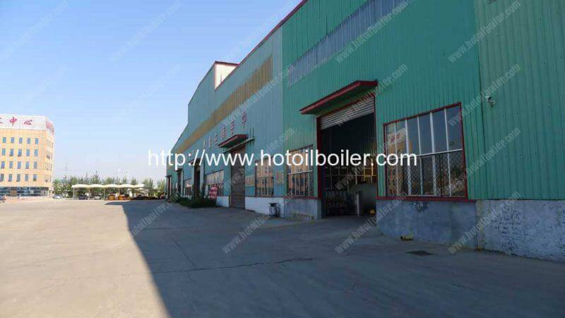 Romiter-Thermal-Fluid-Heating-System
