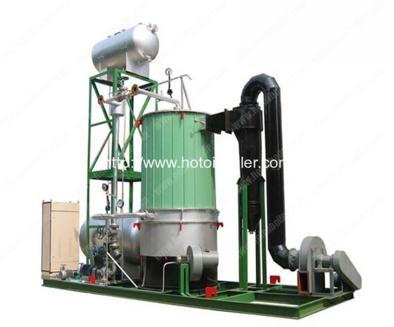 Skid Mounted Coal Fired Thermal Oil Heaters