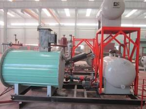 Skid Mounted Gas Fired Thermal Oil Boilers