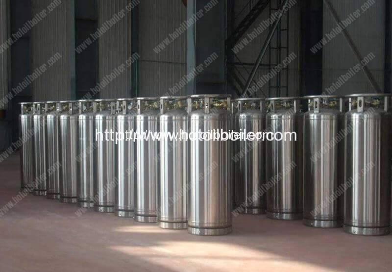 Stainless Steel Dewar Vessel