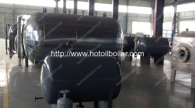 Thermal-Oil-Heater-Expansion-Tank