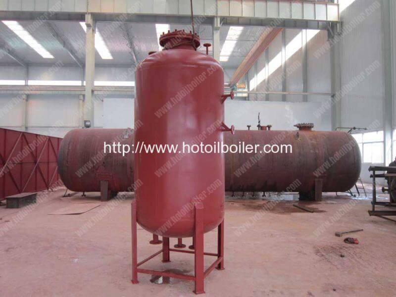 Vertical Thermal Oil Heating Steam Generators