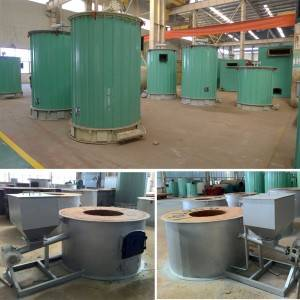 Wood Pellet Fired Thermal Oil Boilers