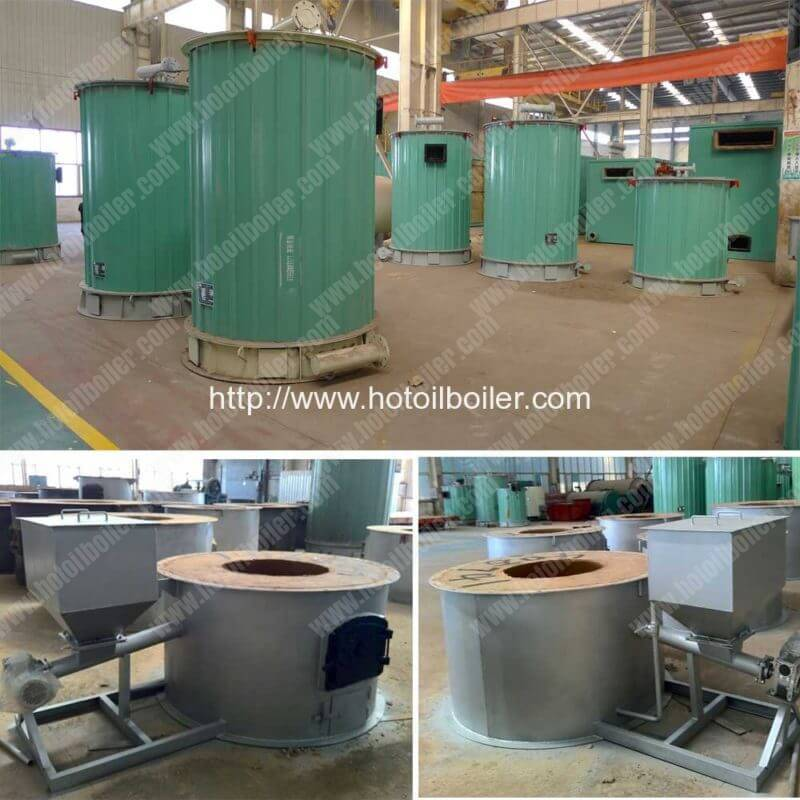 Automatic-Screw-Feeding-Wood-Pellet-Thermal-Oil-Heaters