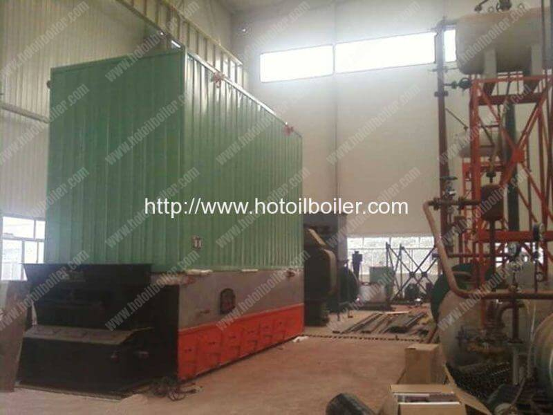 Chain-Grate-YLW-Coal-Fired-Hot-Oil-Boilers