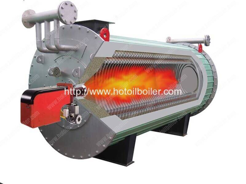 Sel Light Oil Fired Thermal Boilers Natural