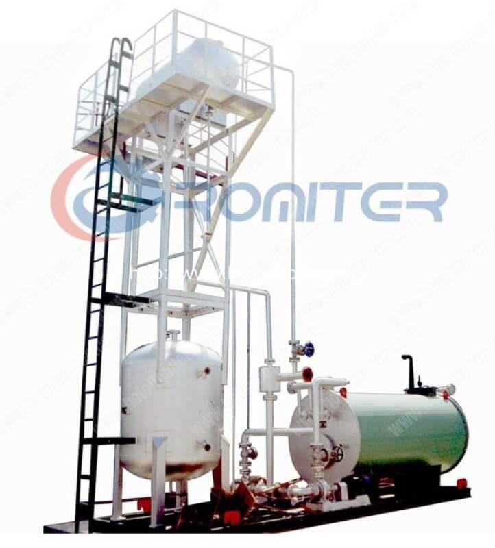 Solid Fuel Thermic Fluid Heater | Shreeji INC