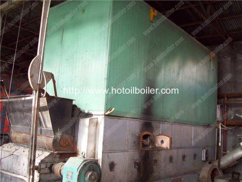 YLW Series 2400KW Coal Fired Thermal Oil Boilers