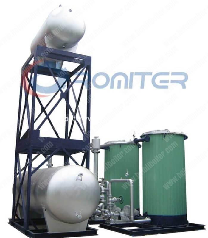 Yyl Light Oil Fired Thermal Oil Boilers Best Hot Oil