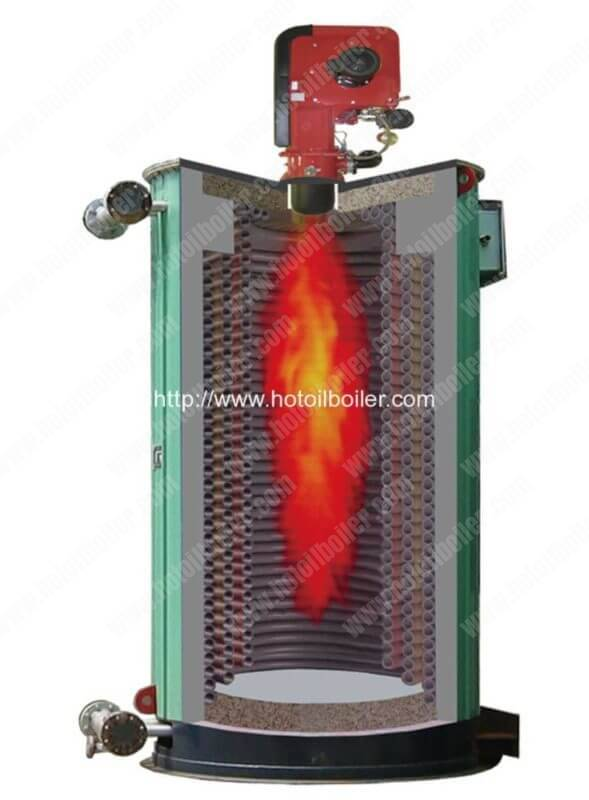 Yql Vertical Natural Gas Fired Thermal Oil Heaters Best