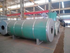 YYW 1400KW Diesel Fired Thermal Oil Heaters