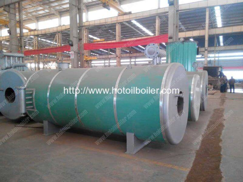 YYW 1400KW Diesel Fired Thermal Oil Heaters