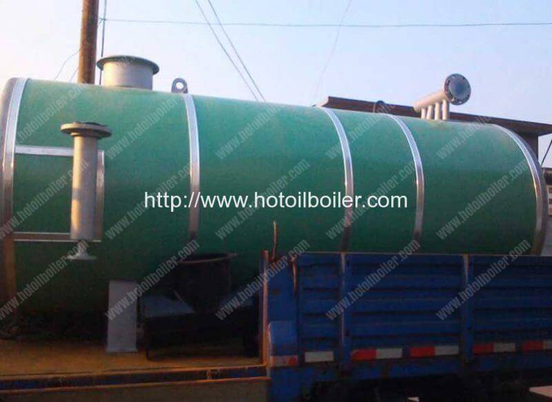 700KW-Horizontal-Natural-Gas-Fired-Thermal-Oil-Boilers