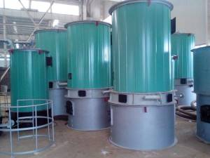 1200KW Vertical Coal Fired Thermal Oil Boilers