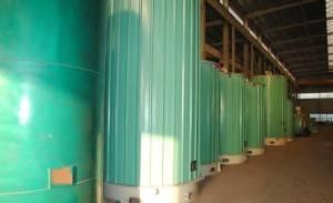 YYL Vertical Diesel Oil Fired Thermal Oil Boilers