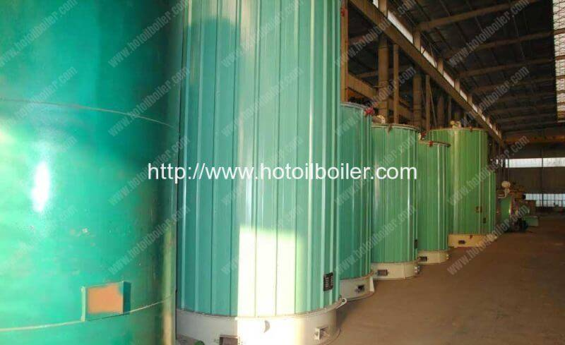 YYL Vertical Diesel Oil Fired Thermal Oil Boilers