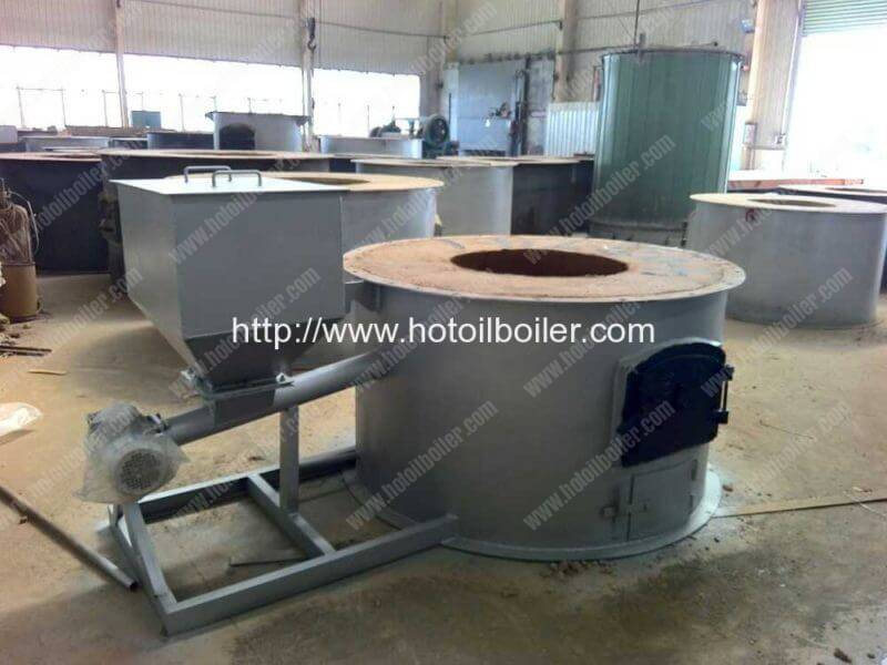 YGL-240SK Automatic Screw Feeding Wood Pellet Thermal Oil Heaters