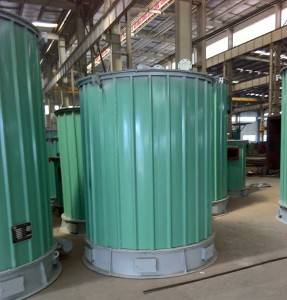 YGL-350F 350KW Wood Waste Fired Thermal Oil Heaters