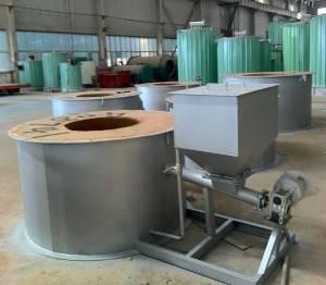 Screw Feeding Wood Pellet Fired Thermal Oil Boilers