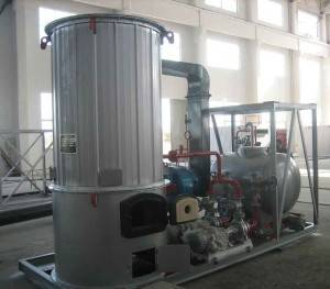 Movable 350KW Coal&Wood Fired Thermal Oil Heaters
