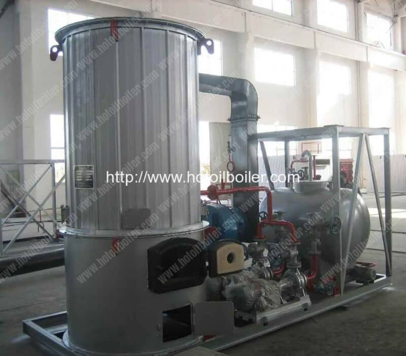 Skid-Mounted-Coal&Wood-Fired-Thermal-Oil-Heaters