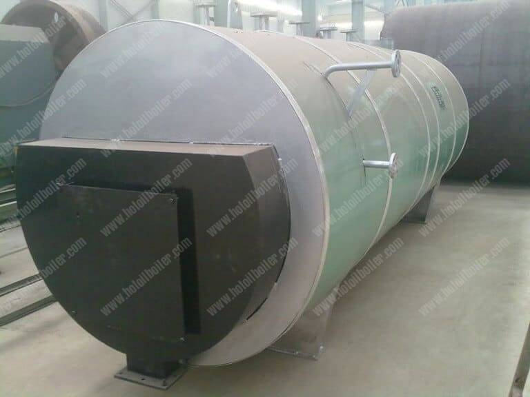 Waste Heat Recovery Thermal Oil Heaters