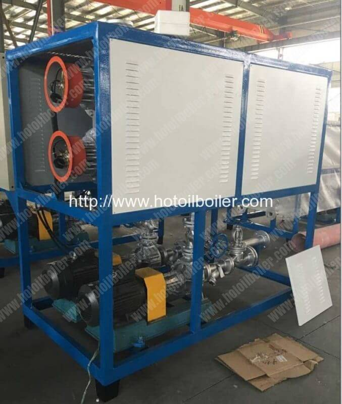 120KW-Electric-Heating-Thermal-Oil-Boilers