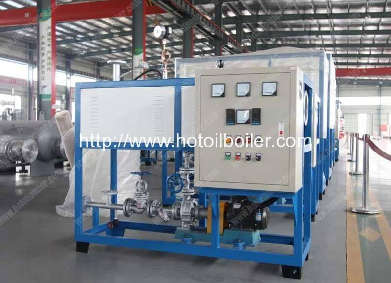 120KW Electric Heating Thermal Oil Heaters
