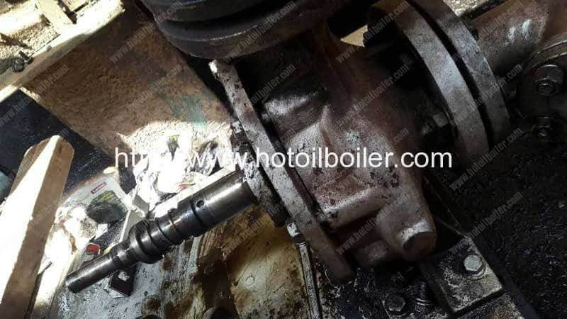 Old-Bad-Thermal-Oil-Heat-Circulation-Pump