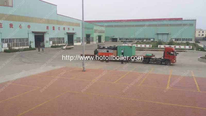Romiter-Thermal-Oil-Heater-Manufacture-Factory-Visit
