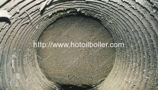 Failure & Tubes Bursting for Thermal Oil Heaters